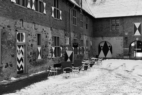 vischering castle in winter (4)