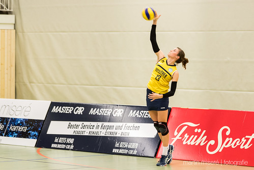 "3. Heimspiel vs. Volleyball-Team Hamburg • <a style=""font-size:0.8em;"" href=""http://www.flickr.com/photos/88608964@N07/32003261583/"" target=""_blank"">View on Flickr</a>"