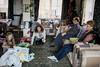 family together at xmas (grahamdale74) Tags: xmas 2016 alyssia caitlin chel roy joan wetlands