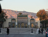 Square at main entrance to Royal Palace, Fes el-Jdid, Fez, Morocco (Paul McClure DC) Tags: fez morocco almaghrib fès dec2016 feseljdid architecture scenery historic