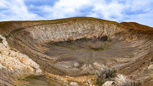Volcán Caldera Blanca - Lanzarote