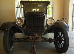 1927 Model-T Ford (~ Lone Wadi ~) Tags: gilbertarizona modeltford ford car automobile retro 1920s americansouthwest transportation