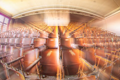 Redford High School, Detroit, MI (Thomas Hawk) Tags: america detroit detroitpublicschools michigan redfordhighschool usa unitedstates unitedstatesofamerica abandoned highschool school theater
