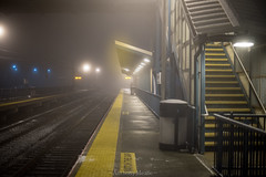 DSC_4402 (Anthony Mealie) Tags: anthonymealie amealiegmailcom 34thexposure 34thexp nikon d750 nikond750 nikon50mm longexposure nightphotos sayvilleny new york newyork trainstation
