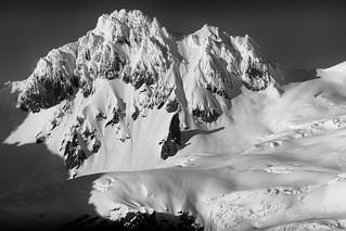 Colfax above Deming Glacier