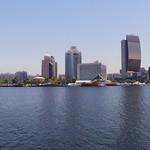 Blick auf Deira