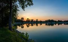 lake Zajarki (033) - sunset (Vlado Ferenčić) Tags: landscapes lakes croatia hrvatska nikkor173528 nikond600 zaprešić zajarki lakezajarki