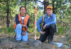 BLM Employees at Work (BLM Oregon & Washington) Tags: horse records archaeology public fire ranger employment outdoor forestry engineering paleontology staff law recreation enforcement roads lands botany survey planner anthropology communications engineers blm career affairs biologists opm wrangler fisheries wildlandfire cadastral