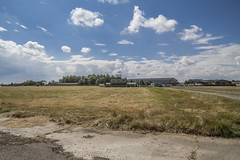 Former RAF Framlingham at Parham, Suffolk (Gordon Haws) Tags: eastanglia b17bomber b17flyingfortress runningdeer parhamairfield worldwartwoairfields usaafstaion153 eastanglianairfields usaafstation153 formerrafframlingham