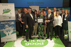 EGCA 2017 & EGL 2015 Award Ceremony