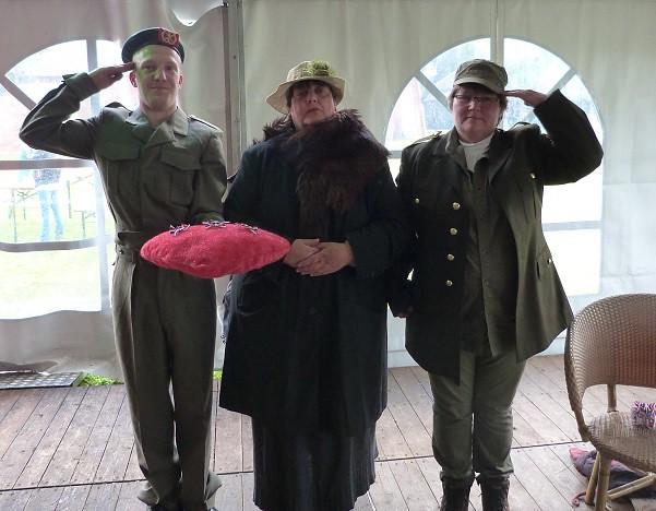 70 jaar bevrijding - kinderen belevingstheater