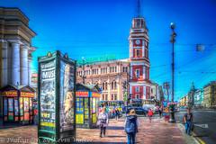 Nevsky Prospect (Kev Walker ¦ 8 Million Views..Thank You) Tags: stpetersburg russia hdr 2015 kevinwalker