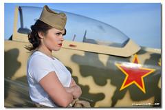 Shirley (Laurent CLUZEL) Tags: blue woman sexy angel wings nikon burma banshee shirley 28 eyed brunette romain 70200 pilot d610 vrii hugault