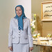 Maryam Rajavi Iran's opposition Leader addresses dignitaries from Arab and Islamic countries and representatives of Muslim communities in France in a major Ramadan conference in Paris on 3 July 2015 -15
