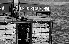 Safe on Harbor Safe (Karine Ogg) Tags: life sea brazil blackandwhite costa art history praia beach nature water monochrome beauty rio gua brasil ferry river photography coast boat pessoas barco view arte natural natureza rustic platform vessel karine pb save quay vida simplicity wharf bahia balsa vista beleza movimento fotografia float trade litoral pretoebranco bund histria ogg dique quayside transporte boia comercio portoseguro salva simplicidade monocromtico embarcao muitos salvavida rstico wharfage pir peopletransportation saveslife lifepier arraialdajudamar manymovement karineogg