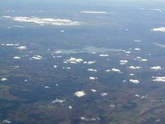 Flight Recife-Braslia (ANNE LOTTE) Tags: braslia airplane vista aussicht flugzeug blick gois