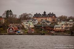 Boat trip in the Swedish Archipelago