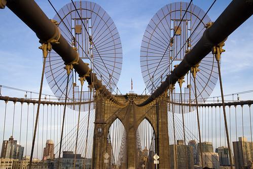 The Eyes of the Brooklyn Bridge