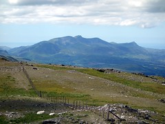 "Cadair Idris from Aran Fawddy • <a style=""font-size:0.8em;"" href=""http://www.flickr.com/photos/41849531@N04/19350852071/"" target=""_blank"">View on Flickr</a>"