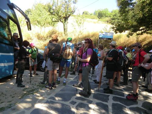 Fotografía Paquita Valdi Marcha 391 27 y 28 de Junio Parque Natural de la Encina de Lastra Ourense (1)
