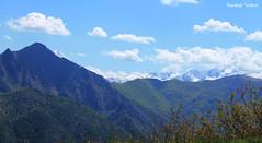Alps (PurpleTita) Tags: italy panorama mountain alps nature canon torino italia view natura piemonte vista turin alpi montagna piedmont vallidilanzo eos1100d
