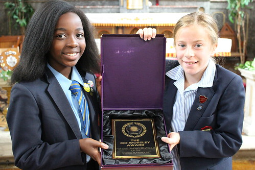 End of Year Mo Worsley Playground Award