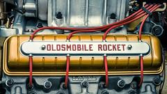 Golden Rocket (Mark O'Grady - Proudly Serving Millions of Viewers) Tags: gm rocket 371 v8 olds oldsmobile generalmotors goodguys mospeedimages orphanbrand goodguysppgnationals 371rocket 2015goodguys18thannualppgnationals