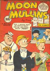 Moon Mullins 3 (Michael Vance1) Tags: art comics artist satire humor comicbooks comicstrip goldenage cartoonist