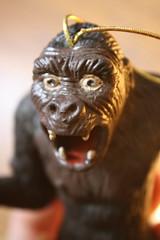 King Kong Jiggler Face (AHI 1973) (Donald Deveau) Tags: toys kingkong ahi vintagetoy azrak jiggler hamway
