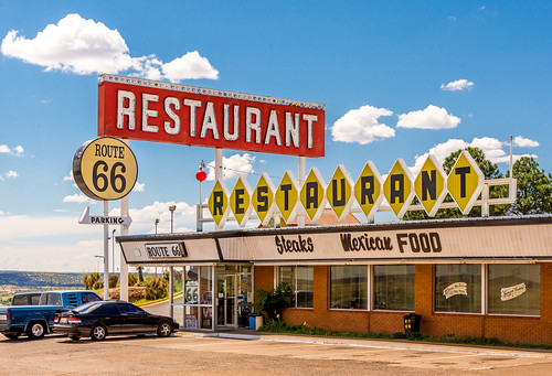 Diner on Old Route 66