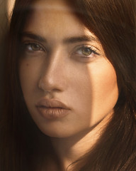 ... (AliArabzadeh) Tags: people face portrait eyes emotional light sunlight