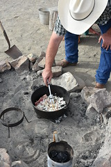 "Baker County Tourism – basecampbaker.com 31179 (Baker County Tourism) Tags: castironchef dutchoven dutchovencooking pioneercooking campfirecooking oregon ""easternoregon"" ""bakercountytourism"" basecampbaker ""basecampbaker"" ""bakercity"" ""oregontrail"" history historic ""pioneers "" culinarytourism foodtourismculturaltourism""americanwest""""hellscanyonscenicbyway""museum""livinghistory""""interpretivecenter""""wagonencampment""oregontrailontheoregontrailtravelusatraveloregon"