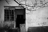 Wild Wild East, episode 1 (DrFirestone) Tags: poland easterneurope postapocalyptic postapocalypse abandoned abandonedplaces desolate lonely blackandwhite monochrome architecture buildings countryside