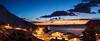 Polar Night (kjellbendik) Tags: 01januar 2017 70d canon eos january norge barentsregionen blue bl㥠finnmark flickr himmel honningsvã¥g kjellbendikgmailcom magerã¸ya mnd naturoglandskap nordnorge northnorway red roadstreet rã¸d sky snesnã¸winter storbukt vei vinter year