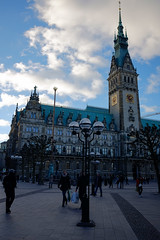 20170105-_DSF4316.jpg Rathaus, Hamburg (ClifB) Tags: rathaus 2017 cruise hamburg queenelizabeth winter holiday cunard