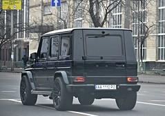 AA1110PO (Vetal 888 aka BB8888BB) Tags: mercedes brabus gclass w463 licenseplates ukraine kyiv номернізнаки aa1110po aa україна київ geländewagen aapo 1110 black
