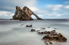 Bowfiddle Rock (Grant Morris) Tags: bowfiddle bowfiddlerock portknockie eastcoast scotland waterscape waterfront water longexposure landscape grantmorris grantmorrisphotography beach seaside seascape canon