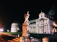 La piazza più bella (elirus1) Tags: pisa torre pendente torrependente leaningtower italia italy