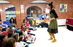 SeMeHAQuedadUnCuentoEnredadoEnLaLengua_Fuencarral (Madrid Activa) Tags: madridactiva madridcultura cuentos biblioteca fuencarral