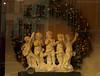 Happy New Year to my Flicker Friends!!! (Natali Antonovich) Tags: sculpture antiques sweetbrussels brussels sablon dezavel art christmasholidays christmas shopwindow reflection window tradition decor vigorousitems belgium belgique belgie winter