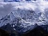 Gandharva Chuli !! (Lopamudra !) Tags: lopamudra lopamudrabarman lopa gandharvachuli nepal annapurna peak peaks himalaya highaltitude himalayas abc annapurnabasecamp landscape basecamp