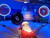 Avalanche de cadeaux (cristoflenoir) Tags: noël père vitrine paris christmas panneaux sign avalanche