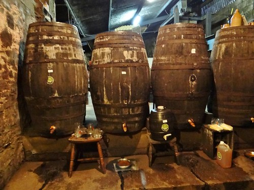 Barrels of Cider