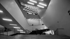 Treppenhaus zum Konzertsaal (p.schmal) Tags: panasonicgm1 hamburg elbphilharmonie konzertsaal treppenhaus hafen