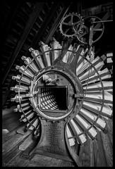 Bollinger Mill - Third Floor - No. 2 (Nikon66) Tags: bollingermill mill watermill whitewaterriver millequipment 1800s bufordville missouri nikon d800