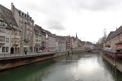 Straßburg an der Ill (claudipr0) Tags: france frankreich alsaceelsass strasburg strasbourg ill flus