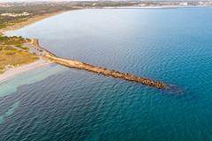 Groyne (James A Collins) Tags: aerialphotography woodmanpoint westernaustralia beach dji drone djiphantom4pro coogee australia au