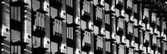 Portcullis House London UK (spencerrushton) Tags: spencerrushton spencer rushton sun canon colour canonlens 5d 5dmkiii 24105mm canon24105mmlf4 outdoors london londonuk portcullishouse abstract blackandwhite black walk white monochrome bw uk building