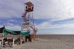Wieża obserwacyjna na linie Nazca | Observation tower
