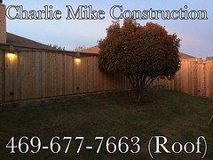 Charlie Mike Contruction Fence CMC (Charlie Mike Construction) Tags: roofing fencing fencecontractor fencecompany fenceinstallation